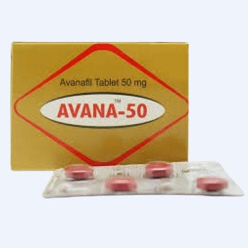 AVANA 50 Mg