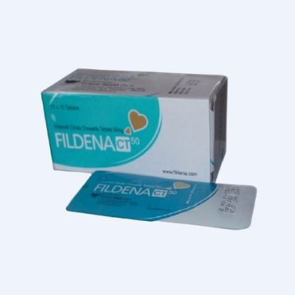 Fildena CT 50 Mg