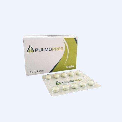 Pulmopres 20 Mg