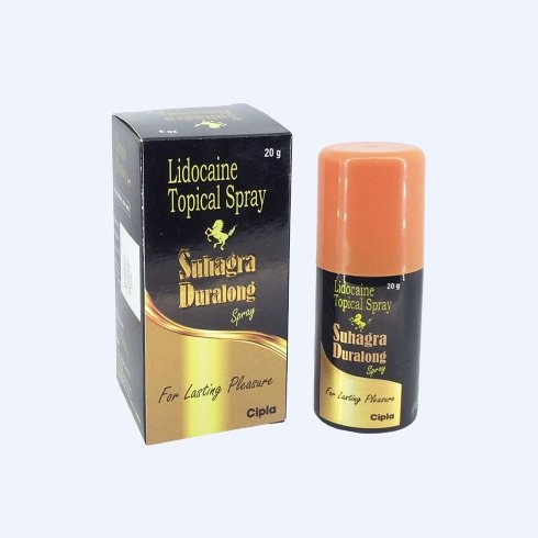 Suhagra Duralong Spray
