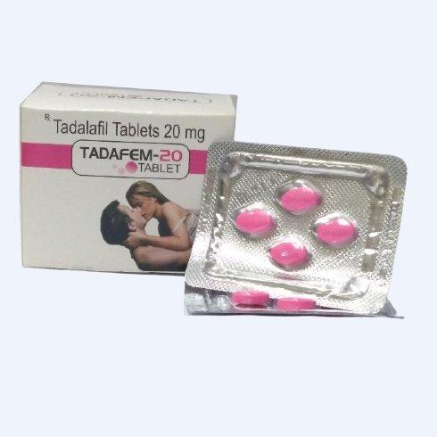 Tadafem 20 Mg