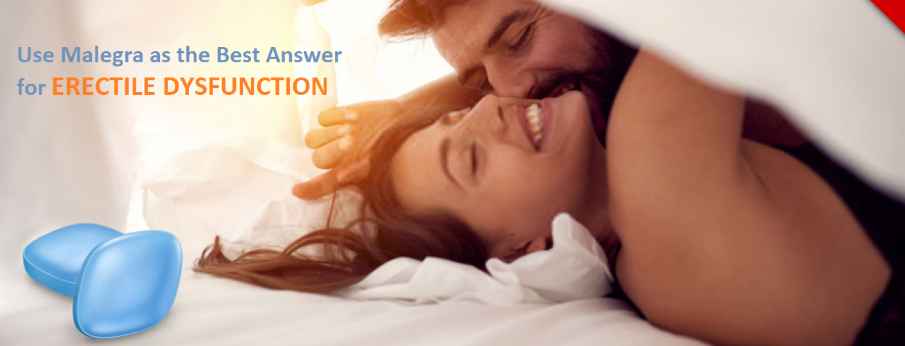 Malegra 100 Mg Tablets: Best Cure for Erectile Dysfunction